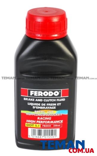 Купить Жидкость тормознаяFERODO FBZ025