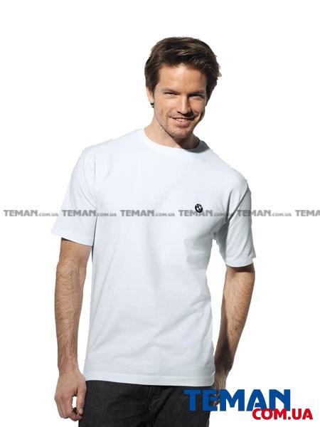 Футболка мужская BMW Men's T-Shirt White (S)