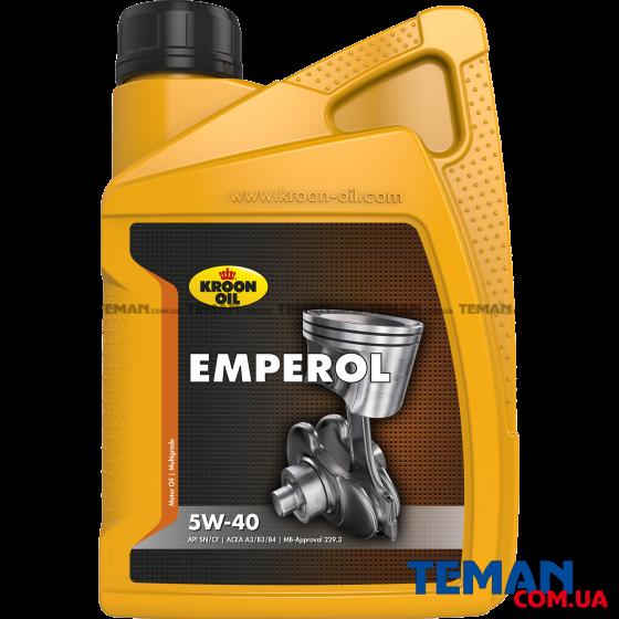 Синтетическое моторное масло EMPEROL 5W-40, 1л