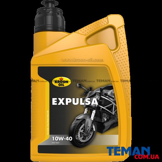 Полусинтетическое моторное масло EXPULSA 10W-40