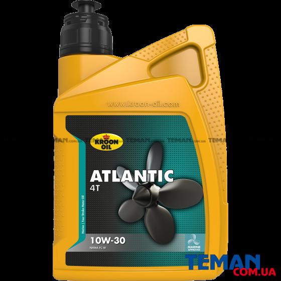 Моторное масло ATLANTIC 4T 10W-30, 1л