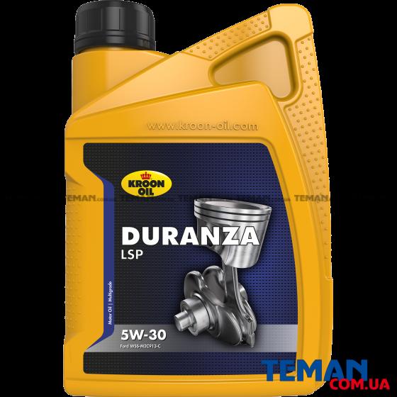 Моторное масло DURANZA LSP 5W-30, 1л