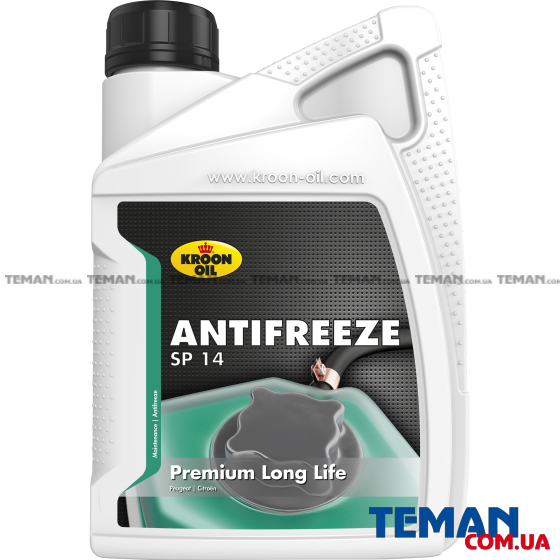 Антифриз ANTIFREEZE SP 14 1л