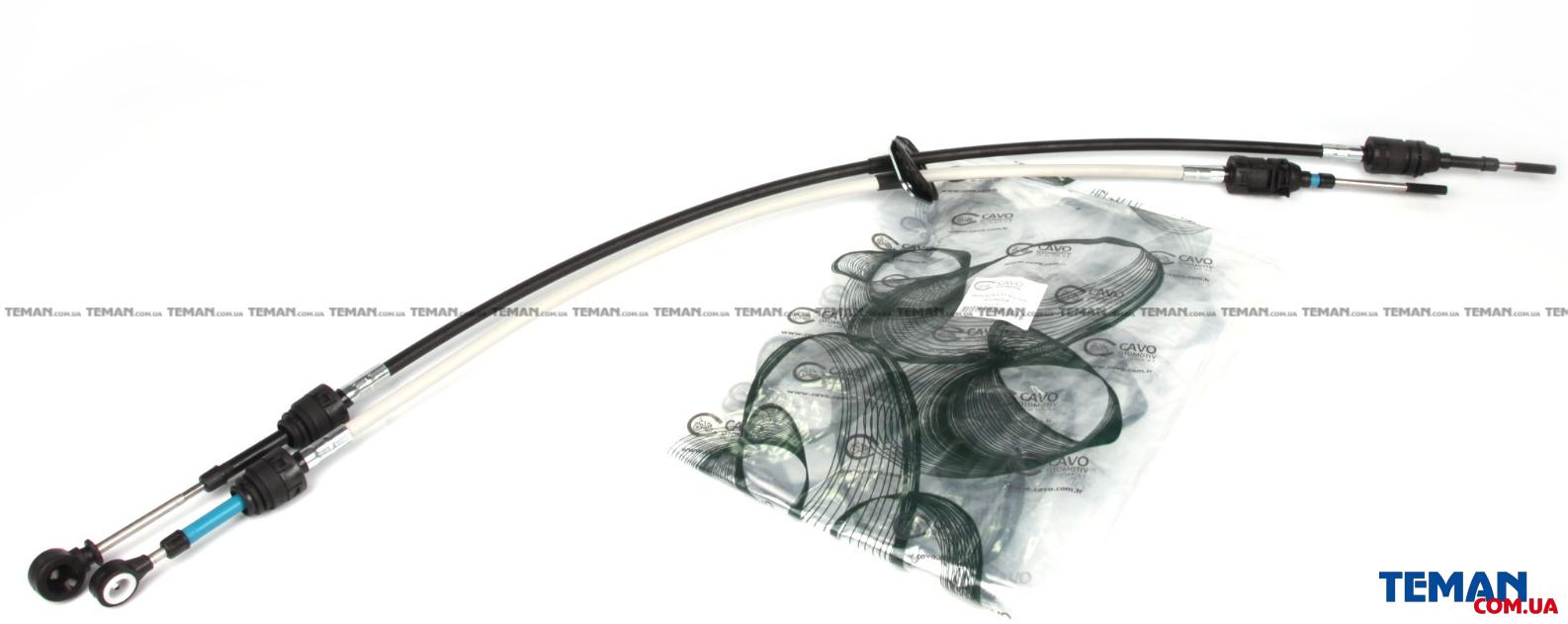 Трос кулисы MB Sprinter 2.2CDI 00-06