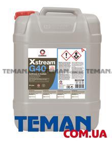 Купить Антифриз-концентрат 'Xstream g40 antifreeze & coolant concentrate', 20лCOMMA XSG4020L