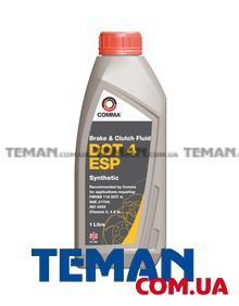 Синтетическая тормозная жидкость DOT 4 ESP