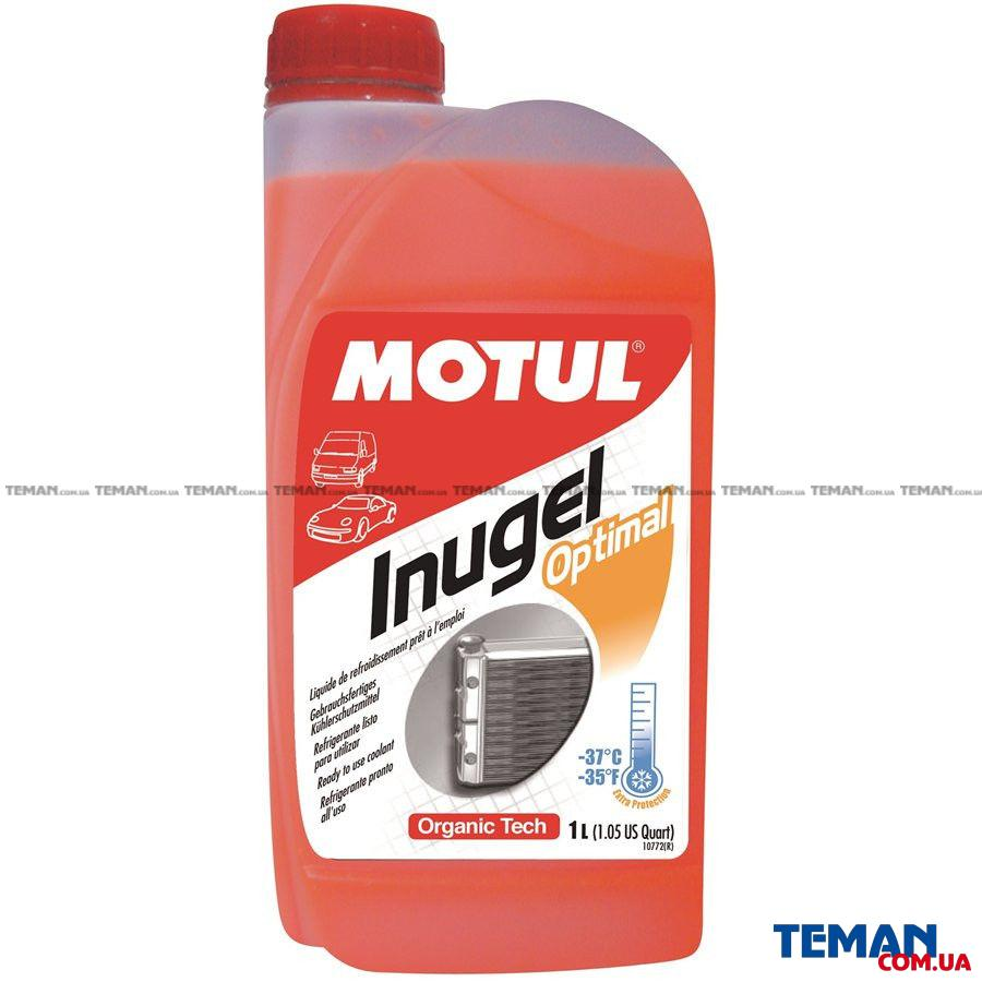 Антифриз  Inugel Optimal -37°C, 1 л