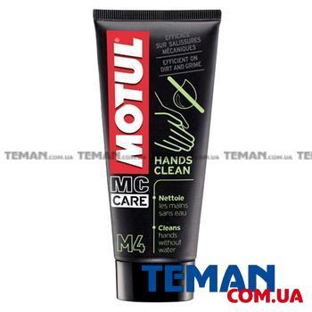 Крем для чистки рук M4 Hands Clean, 100 мл
