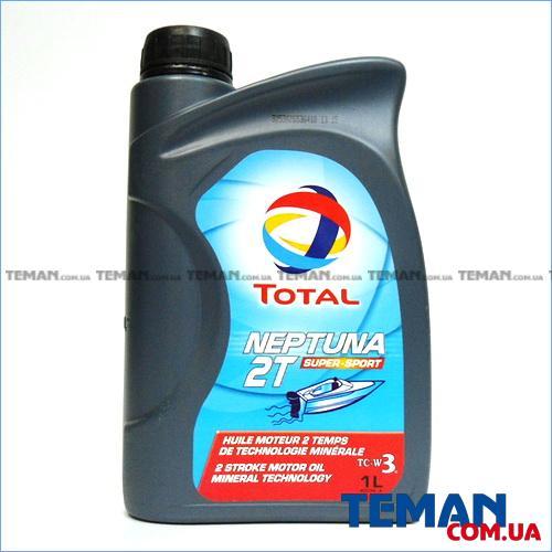 Масло моторное минеральное Neptuna 2T Super Sport, 1 л