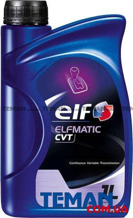 Масло трансмиссионное минеральное Elfmatic CVT, 1 л