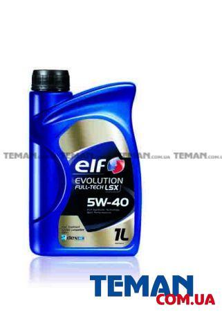 Масло моторное EVOLUTION FULLTECH LSX 5W40, 1 л