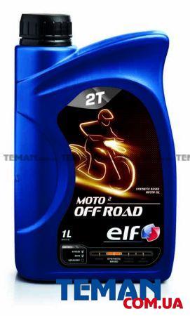 Масло моторное синтетическое Moto 2 Off Road, 1 л
