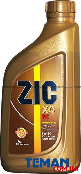Масло моторное  синтетическое XQ FE 5W-30, 1 л