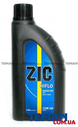 Масло моторное минеральное Hiflo 15W-40, 1 л