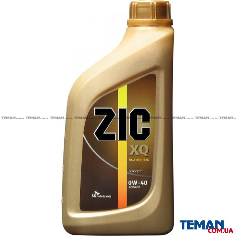 Масло моторное синтетическое XQ 0W-40, 1 л