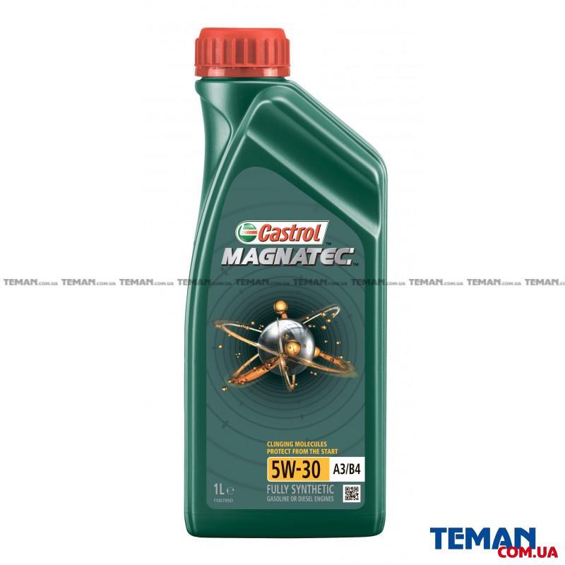 Синтетическое моторное масло MAGNATEC 5W-30 A3/B4, 1л