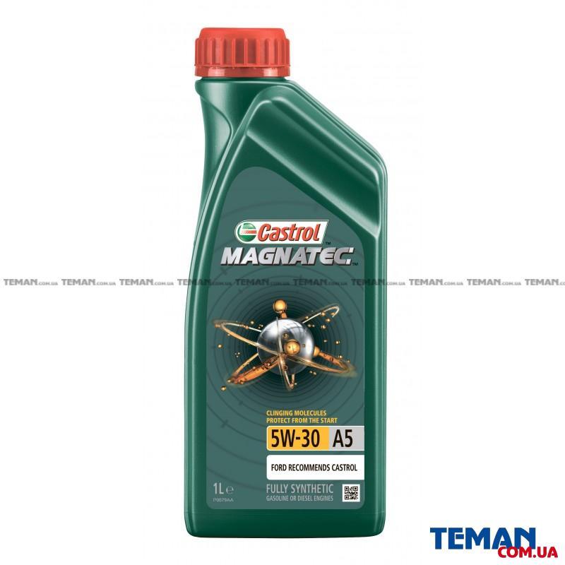 Синтетическое моторное масло MAGNATEC 5W-30 A5, 1л