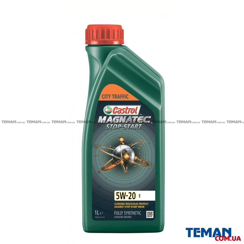 Синтетическое моторное масло MAGNATEC STOP-START 5W-20 E, 1л