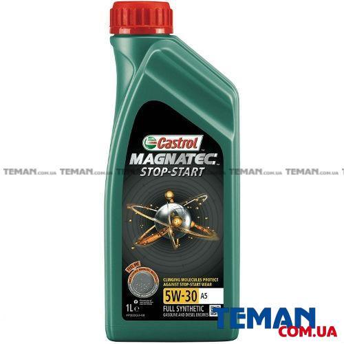 Синтетическое моторное масло MAGNATEC STOP-START 5W-30 A5, 1л