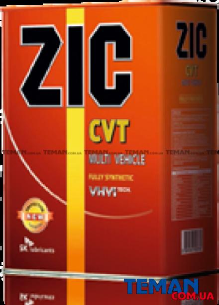 Масло трансмиссионное синтетическое CVT Multi, 4 л