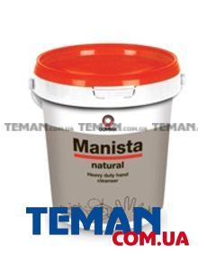 Натуральное моющее средство для рук Manista с полимерными гранулами, 700 мл.