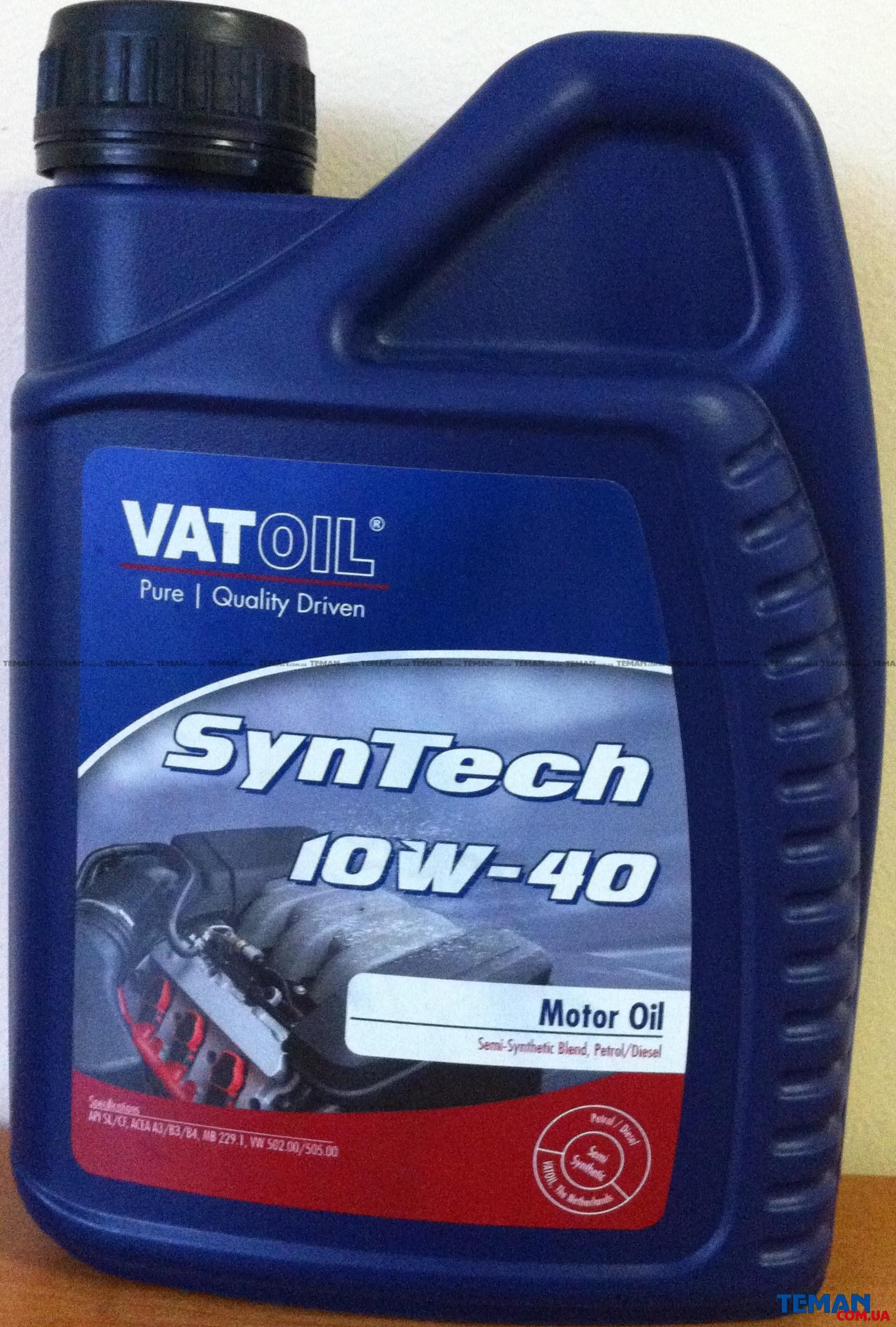 Моторна олива VatOil 50028