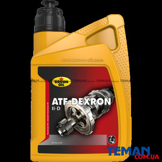 Трансмиссионное масло премиум-класса ATF DEXRON II-D, 1л