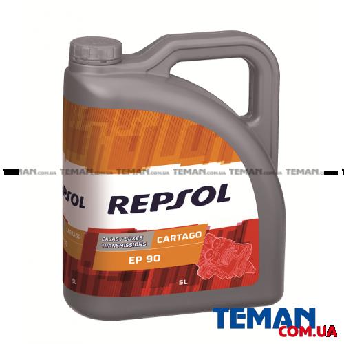 Трансмиссионное масло REPSOL Cartago EP 90, 5л