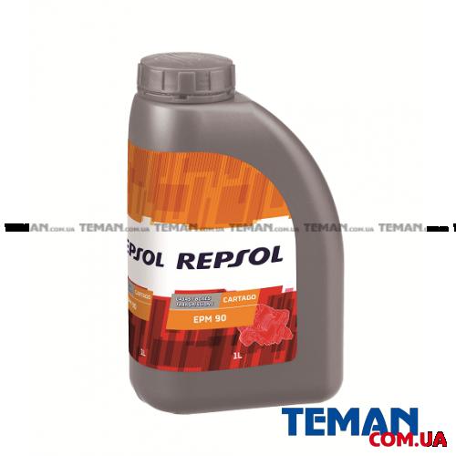 Минеральное трансмиссионное масло REPSOL CARTAGO EPM 90, 1л