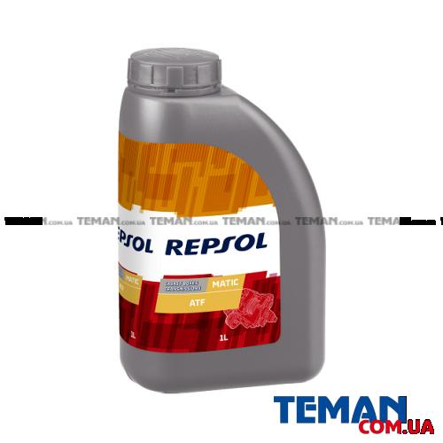 Минеральное трансмиссионное масло REPSOL Matic ATF, 1л