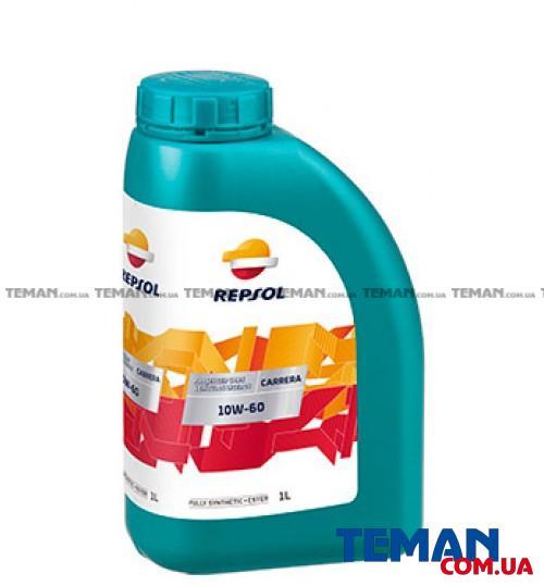 Синтетическое моторное масло REPSOL CARRERA 10W60, 1л