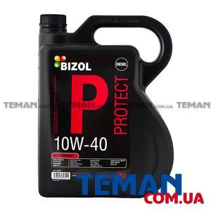 Полусинтетическое моторное масло - BIZOL Protect 10W40 1л