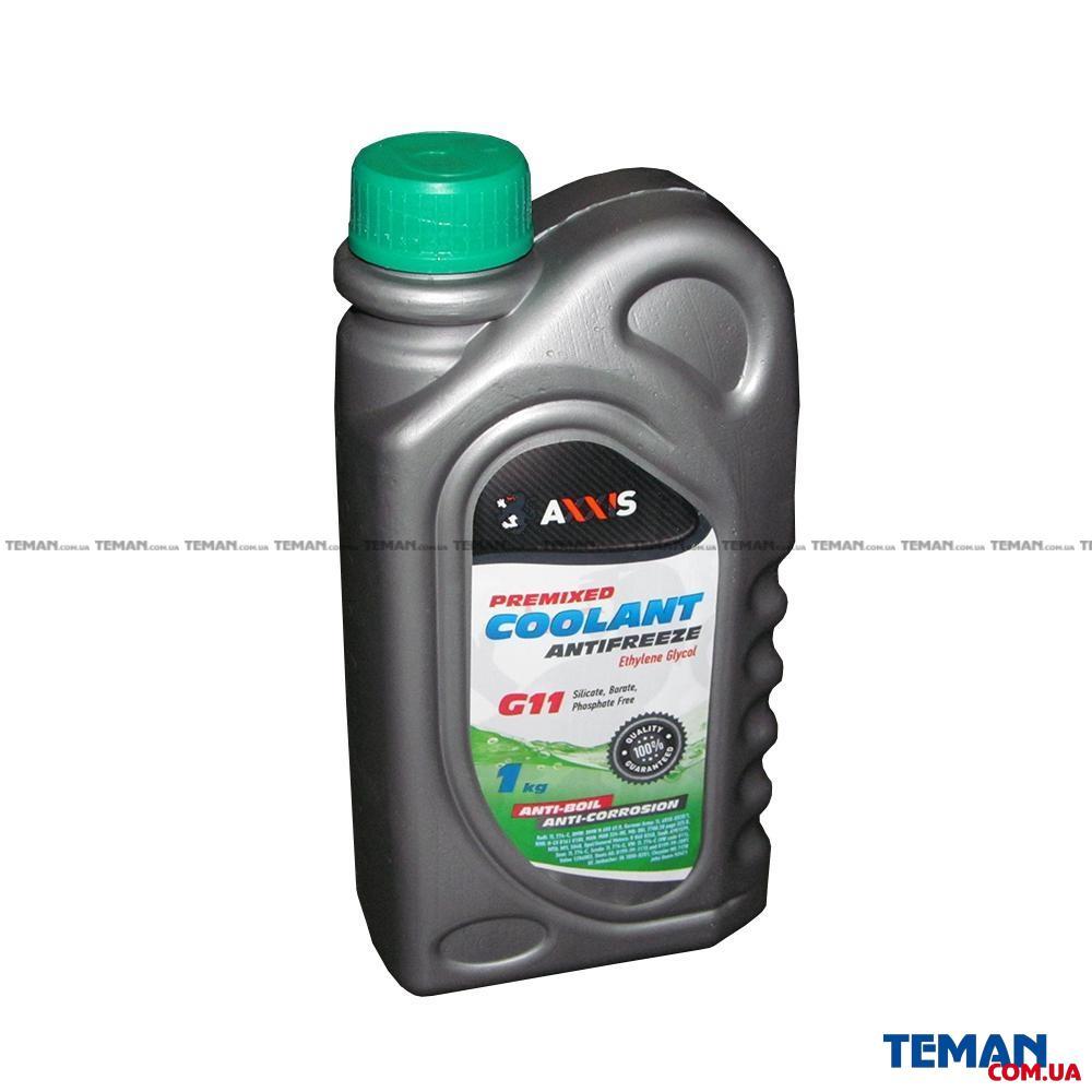 Антифриз G11 (Зеленый) 1л
