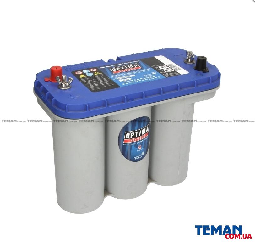 Купить АкумуляторOptima Batteries o852188000