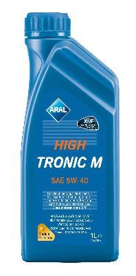 Моторное масло Aral HighTronic M SAE 5W-40, 1 л
